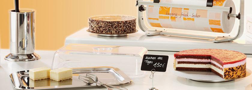d61198fa4396 Tutto per torte & dolci. Dalle teglie da forno, piatti per torte e dividi  porzioni fino alle decorazioni per torte offriamo una gamma completa di  accessori ...