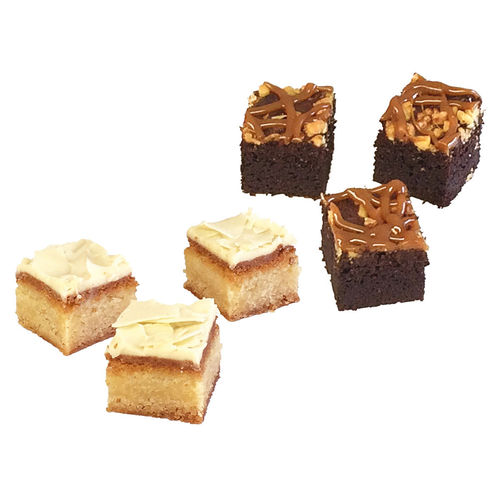 Micro Brownie- e Blondie-Box