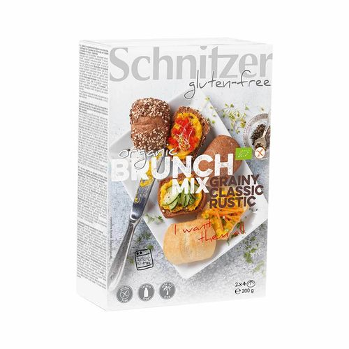Bio Brunch-Mix, senza glutine