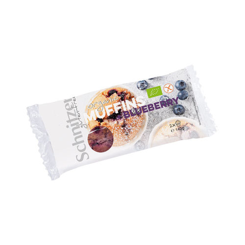 "Bio muffin ""Blueberry"", senza glutine"