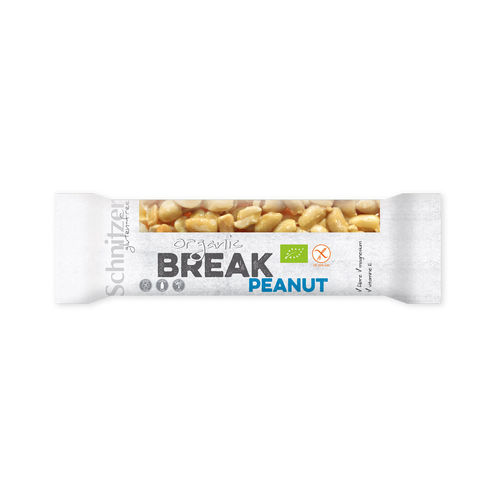 "Bio Break ""Peanut"", senza glutine"