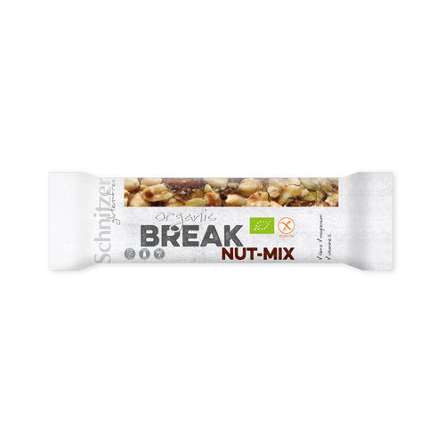 "Bio Break ""Nut-Mix"", senza glutine"