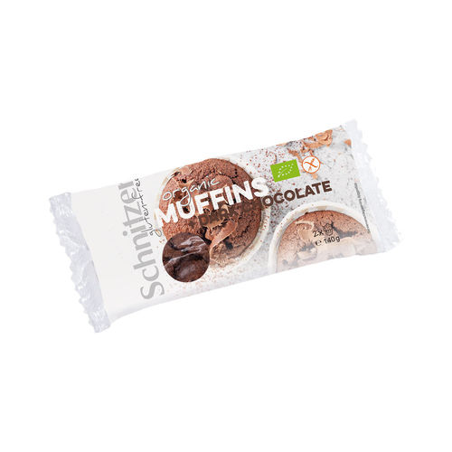 "Bio Muffin ""Dark Chocolate"", senza glutine"